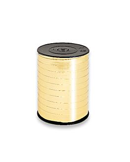 cinta 'miroir' 10 mm x 250 m oro pp (1 unid.)