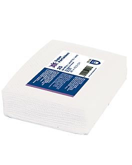 "25 u. panni pulizia ""super perfokleen"" 80 g/m2 36x42,5 cm bianco viscosa (1 unitÀ)"