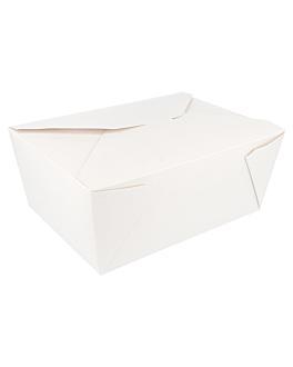 scatole americane per micro. 2880 ml 305 + 18pe g/m2 19,8x14x9 cm bianco cartone (40 unitÀ)