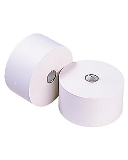 100 u. rollos registradora tÉrmicos Ø45x57 mm blanco papel (100 unid.)