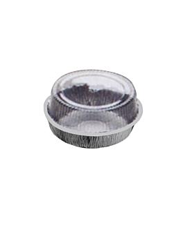 lids for item 211.22 2 (h)cm clear pet (100 unit)