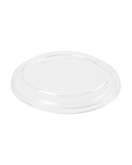 tapas para ensaladeras 211.75 'bionic' Ø 15,5x1,7 cm transparente ops (500 unid.)