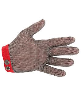 gant maille grand  inox (1 unitÉ)