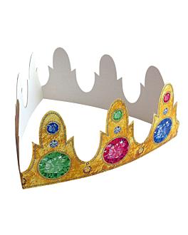crown 275 gsm 8x59 cm four coloured cardboard (100 unit)