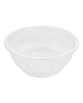 insalatiera 1 l Ø 18 cm trasparente rpet (300 unitÀ)