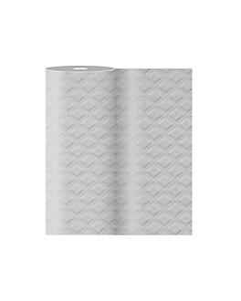 nappe en rouleau 48 g/m2 1,20x25 m argente cellulose (4 unitÉ)