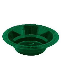 bol de couleur 360 ml Ø 15x4,5 cm vert ps (500 unitÉ)