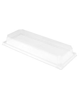 couvercles pour rÉfÉrence 224.90 3,7 (h) cm transparent pet (1000 unitÉ)
