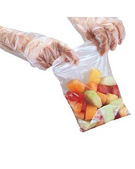 sacs auto-fermeture 92 g/m2 50µ 12,5x17,5 cm transparent peld (500 unitÉ)