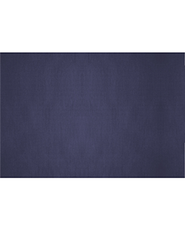 nappes pliage m 48 g/m2 80x120 cm bleu marine cellulose (200 unitÉ)