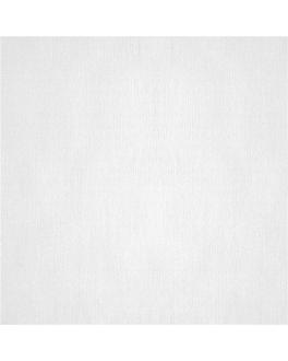 manteles plegado m 48 g/m2 100x100 cm blanco celulosa (200 unid.)