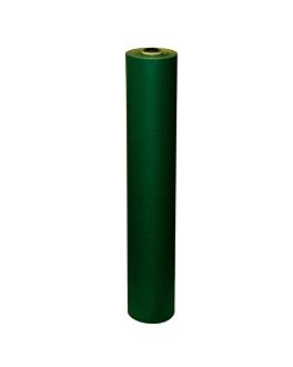papier cadeau couleur unie 60 g/m2 0,70x100 m vert kraft vergÉ (1 unitÉ)