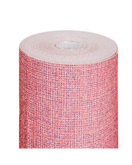 tablecloth 'like linen - aurora' 70 gsm 1,20x25 m fuchsia spunlace (1 unit)