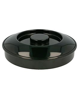 rÉcipients pour tortillas Ø 19 cm noir melanine (1 unitÉ)