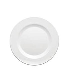 plates Ø 28 cm white melamine (36 unit)