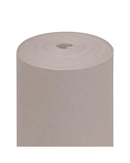 nappe en rouleau 55 g/m2 1,20x25 m gris airlaid (1 unitÉ)