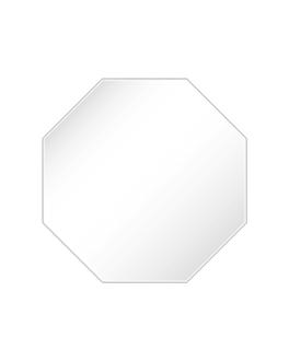 specchio ottagonale 41x41x0,5 cm acrilico (1 unitÀ)