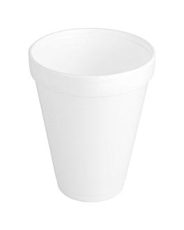 gobelets isothermes 360 ml Ø9x11,5 cm blanc pse (1000 unitÉ)