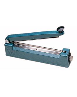 electric bag sealer - 40 cm max. width 54 cm blue metal (1 unit)