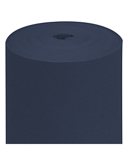 nappe en rouleau 55 g/m2 1,20x50 m bleu marine airlaid (1 unitÉ)