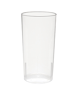 injected whisky glasses 200 ml Ø 5,5x11 cm clear cristal ps (500 unit)