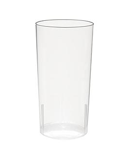 verres injectÉs whisky 200 ml Ø 5,5x11 cm transparent cristal ps (500 unitÉ)