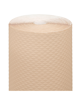 banquet roll 48 gsm 1,20x100 m natural recycled paper (1 unit)