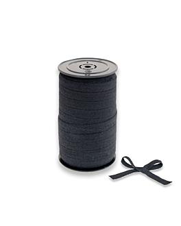 "cinta ""cottonade"" 10 mmx20 m negro pp (1 unid.)"