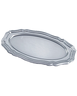 trays for fish 31x58 cm silver pet (5 unit)