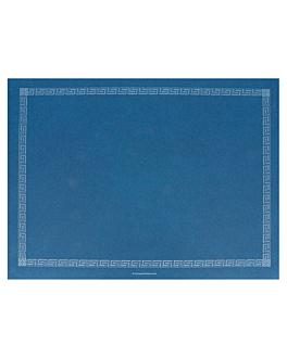 sets de table 60 g/m2 30x40 cm bleu marine dry tissue (800 unitÉ)