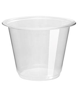 copos 270 ml Ø 9,5x7 cm transparente pp (1000 unidade)