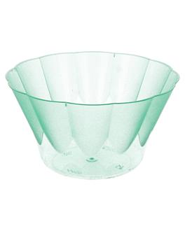 eisbecher plastik - 300 ml 6x11 cm grÜn ps (560 einheit)