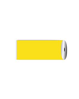 mantel en rollo 55 g/m2 1,20x25 m amarillo intenso airlaid (1 unid.)