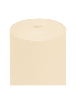 """maxi """"tÚ y yo"""" pre 120cm (20 ser.) 55 g/m2 0,5x24 m marfil airlaid (6 unid.)"""