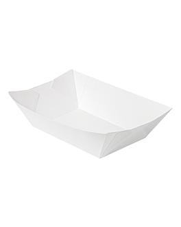 barquettes 'thepack' 1440 g 230 g/m2 13,5x8,5x6,2 cm blanc carton ondulÉ nano-micro (600 unitÉ)