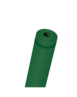 mantel en rollo 60 g/m2 1,18x40 m verde airlaid (1 unid.)