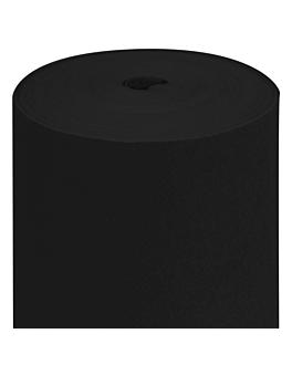 nappe en rouleau 55 g/m2 1,20x50 m noir airlaid (1 unitÉ)