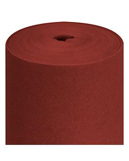 nappe en rouleau 55 g/m2 1,20x50 m bordeaux airlaid (1 unitÉ)