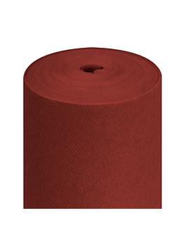 """maxi """"tÊte-À-tÊte"""" prÉ. 120cm (20 feu.) 55 g/m2 0,5x24 m bordeaux dry tissue (6 unitÉ)"""