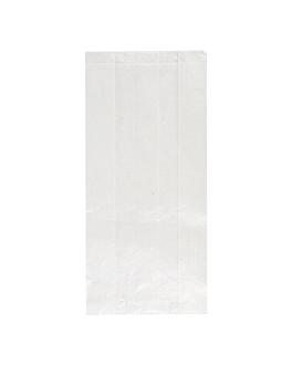 bolsas para sÁndwiches con ventana eco 'panorama' 30 g/m2 12+6x26 cm papel cristal (250 unid.)