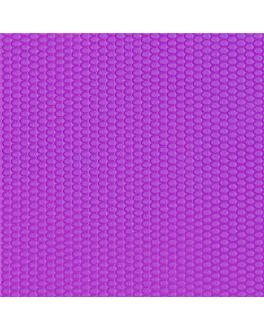 """nappes """"spunbond plus+"""" - """"tÊte-À-tÊte"""" pliage 1/2 80 g/m2 0,4x1,20 m violet pp (400 unitÉ)"""