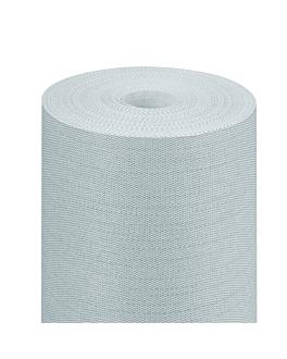 toalha de mesa 'like linen' 70 g/m2 1,20x25 m turquesa spunlace (1 unidade)