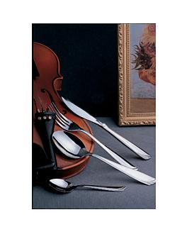 "spoons ""linea 8105"" 20,6/2,0 mm metal stainless steel 18% (12 unit)"