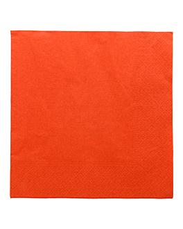 serviettes ecolabel 2 plis 18 g/m2 39x39 cm rosellÓn ouate (1600 unitÉ)