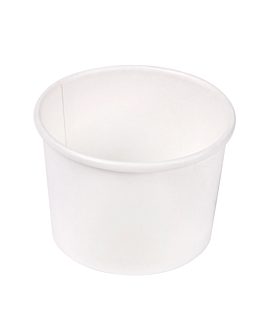small containers 30 ml 210 + 18 pe gsm Ø6,15/5x4 cm white cardboard (1000 unit)