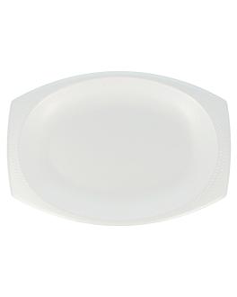 plateaux laminÉs avec pe 28x19,5 cm blanc pse (500 unitÉ)