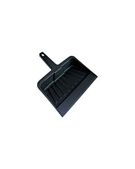 paletta immondizia 33x31,5x12,5 cm nero pp (1 unitÀ)