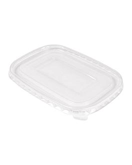 coperchio per contenitori 254.33/34/35 9,7 g/m2 17,3x12,3x2 cm trasparente pp (300 unitÀ)