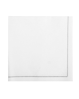 napkins f. 1/4 'cool-cotton' 140 gsm 32x32 cm white cotton (100 unit)