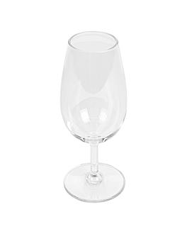 sherry cups 225 ml Ø 4,7x16 cm clear polycarbonate (24 unit)